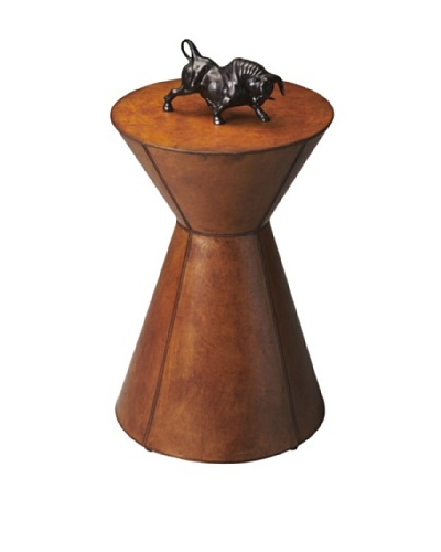 Butler Specialty Company Modern Expressions Drum Table, NaturalAs You See
