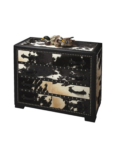 Butler Specialty Company Modern Expressions Chest, Black/MultiAs You See