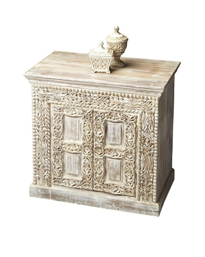 Butler Specialty Company Accent Chest, Artifacts