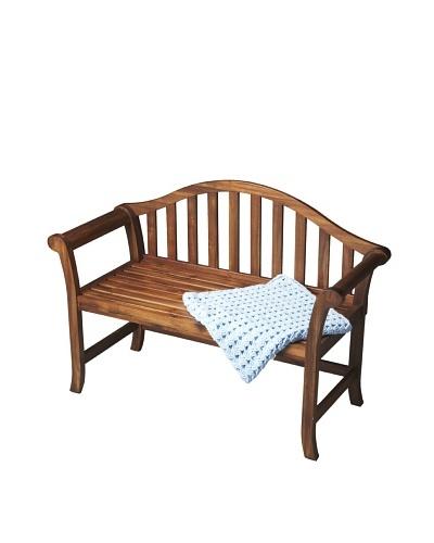 Butler Specialty Company Cinammon Bench