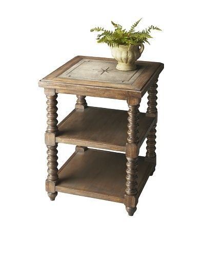 Butler Specialty Company Accent Table, Mountain Lodge