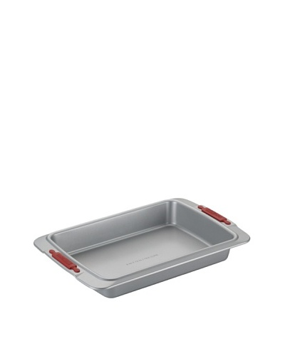 "Cake Boss 9"" x 13"" Cake Pan with Silicone Grips"