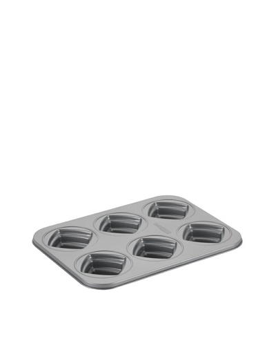 Cake Boss 6-Cup Tiered Square Cakelette Pan