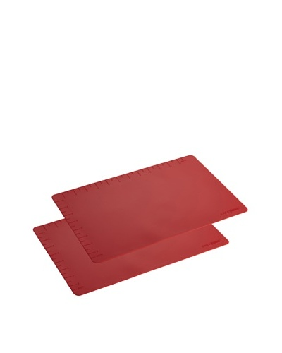 Cake Boss 2-Piece Silicone Baking Mat Set