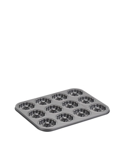 Cake Boss 12-Cup Molded Braid Cookie Pan