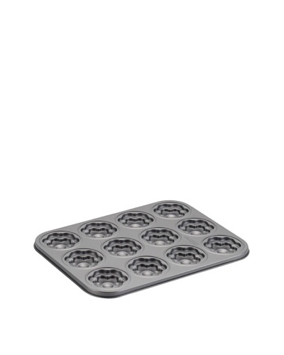 Cake Boss 12-Cup Flower Molded Cookie Pan