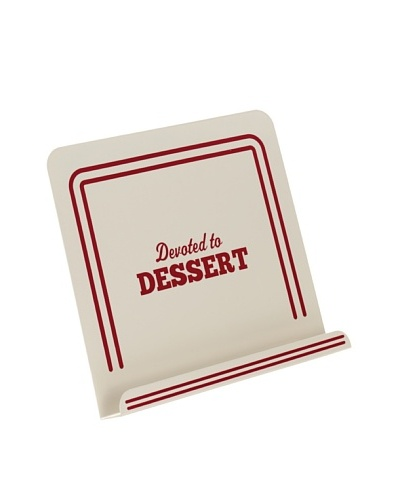 Cake Boss Devoted to Dessert Cookbook Stand