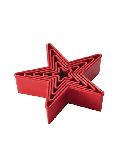 Cake Boss 5-Piece Star Cutter Set
