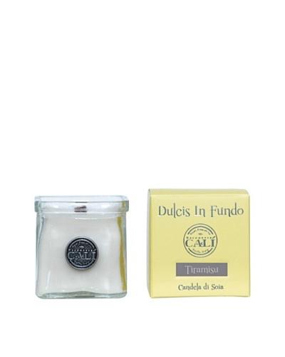 Cali Cosmetics 9-Oz. Tiramisu Candle in Glass Vessel