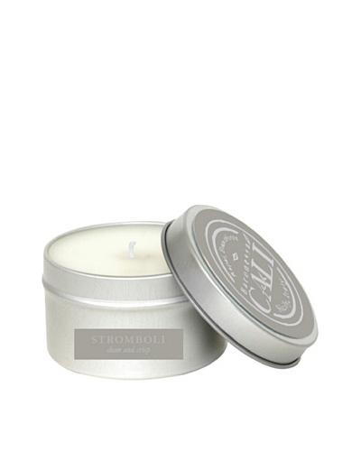 Cali Cosmetics 6-Oz. Clean and Crisp Travel Tin Candle