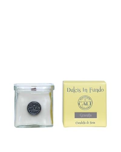 Cali Cosmetics 9-Oz. Granita Candle in Glass Vessel