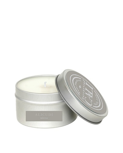 Cali Cosmetics 6-Oz. Tuberose Travel Tin Candle