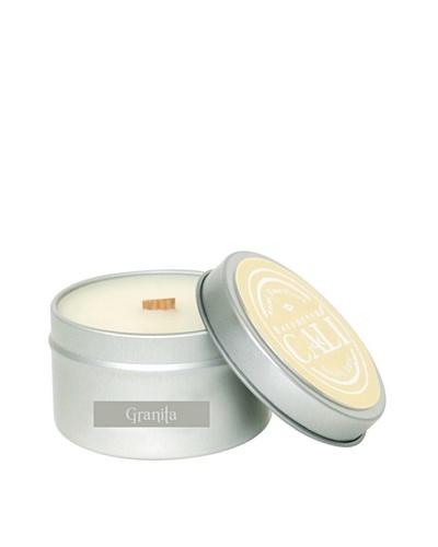 Cali Cosmetics 6-Oz. Granita Travel Tin Candle