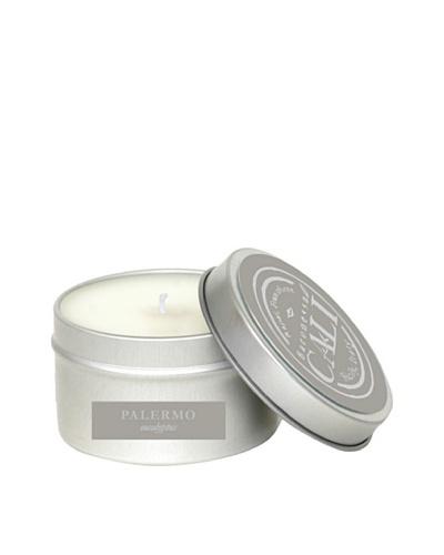 Cali Cosmetics 6-Oz. Eucalyptus Travel Tin Candle