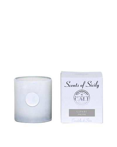 Cali Cosmetics 11-Oz. Ylang Ylang Candle, White