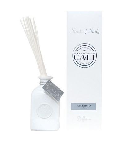 Cali Cosmetics 8.5-Oz Eucalyptus Diffuser, White