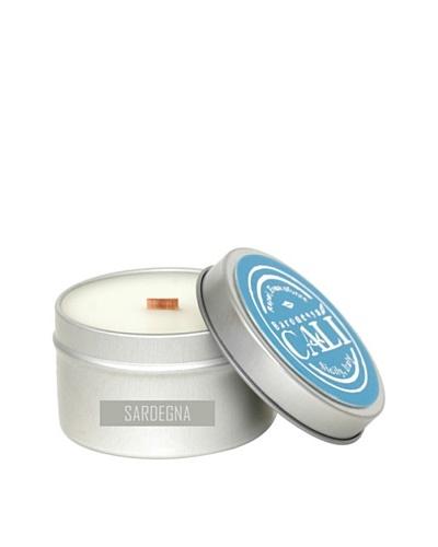 Cali Cosmetics 6-Oz. Sardegna Travel Tin Candle