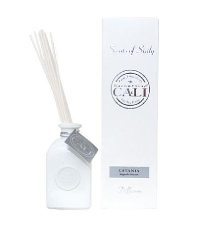 Cali Cosmetics 8.5-Oz Magnolia Blossom Diffuser, White