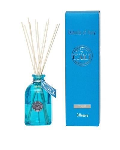 Cali Cosmetics 8.5-Oz Venezia Diffuser, Blue