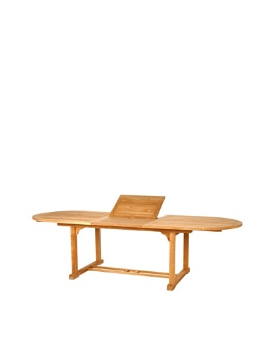 Caluco Oval Extension Dining Table
