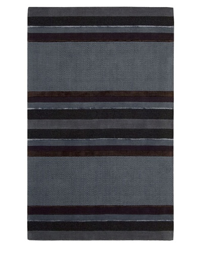 Calvin Klein Home Sahara Rug [Midnight Stripe]