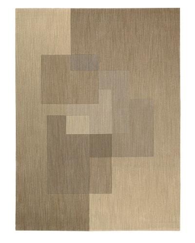 Calvin Klein Home Loom Select Rectangle Rug [Nutmeg]