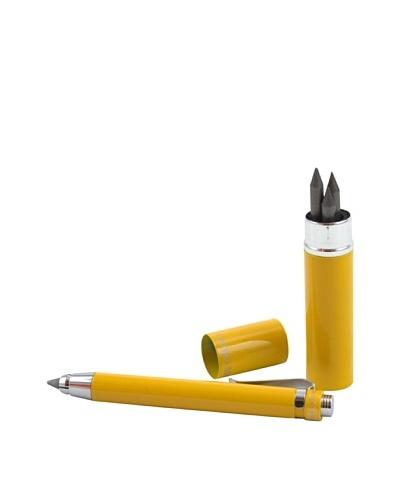 Campo Marzio Sketch Pencil with Refills, Yellow