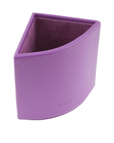 Campo Marzio Angular Pen Holder, Cyclamen