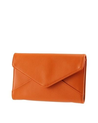 Campo Marzio Business Card Holder, Orange