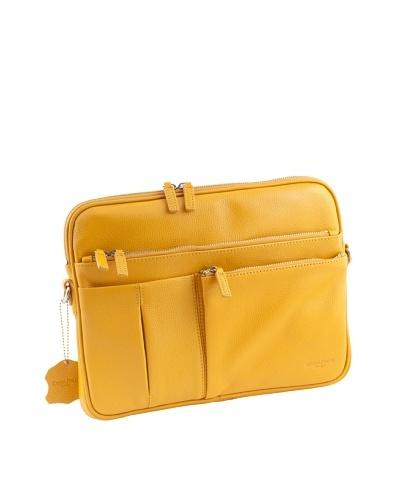 Campo Marzio Computer Bag, Yellow
