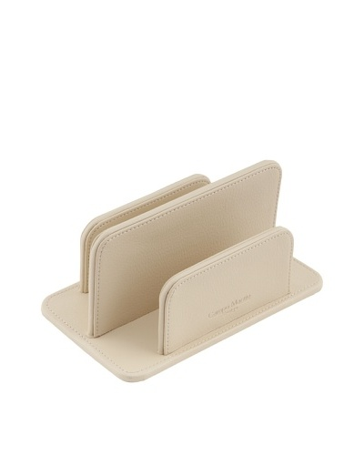 Campo Marzio Letter Holder, Ivory