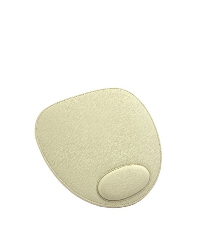 Campo Marzio Mouse Pad with Wrist Rest, Ivory