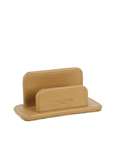 Campo Marzio Business Card Holder, Beige