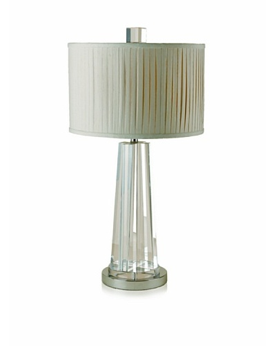 Candice Olson Lighting Defoe Table Lamp [Crystal/Chrome]