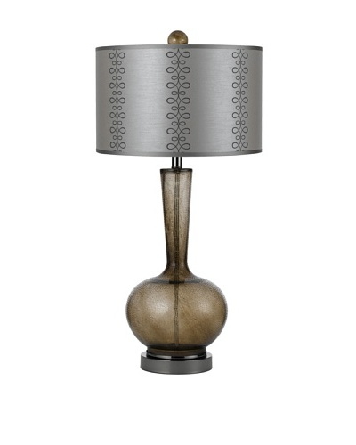 Candice Olson Lighting Loopy Table Lamp, Grey