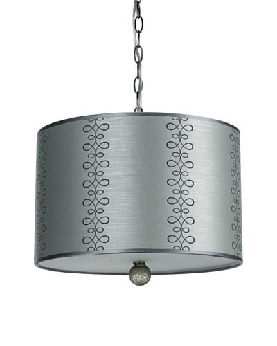 Candice Olson Lighting Hanging Pendant Lamp, Loopy