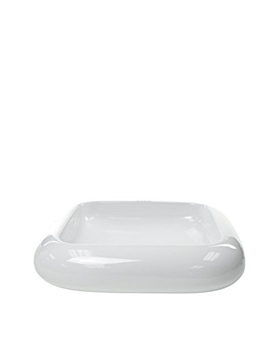 Caracalla By Nameeks Ca412 Bathroom Sink, White