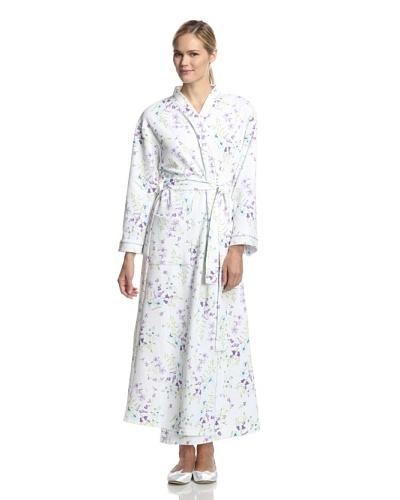 Carole Hochman Women's Waffle Knit Robe