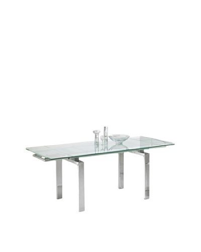 Casabianca Furniture Frosty Dining Table