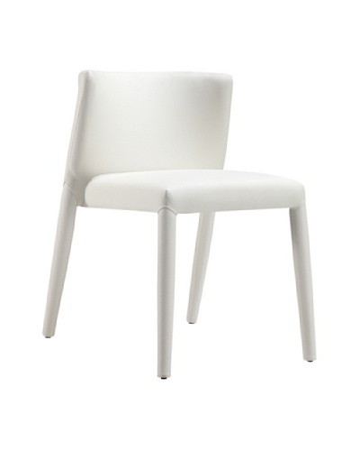 Casabianca Furniture Spago Dining Chair, White