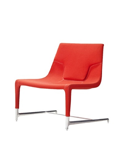 Casabianca Furniture Modena Occasional Chair, Orange