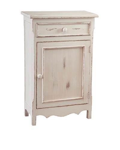 CasaMia Bordeaux 1-Door Cabinet