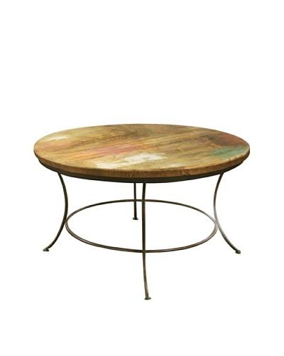 CasaMia Bombay Iron Base Coffee Table