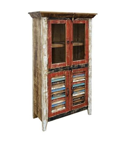 CasaMia Bombay Upright Storage Cabinet