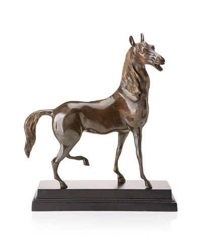 Castilian Horse [Rusty Bronze]