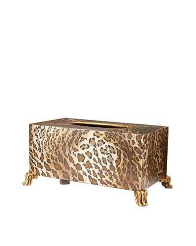 Castilian Tissue Box [Leopard]