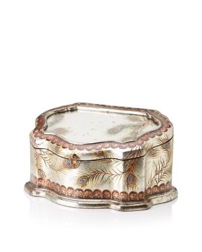Castilian Box [Antique Silver]