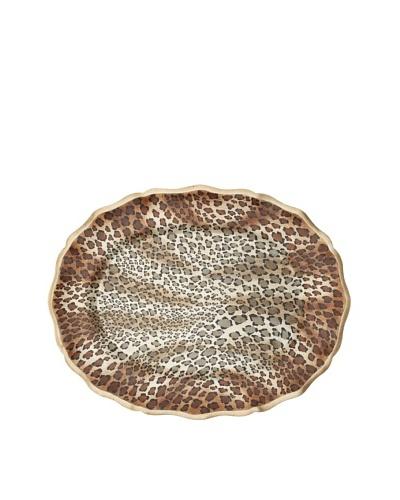 Castilian Extra-Large Tray [Leopard]