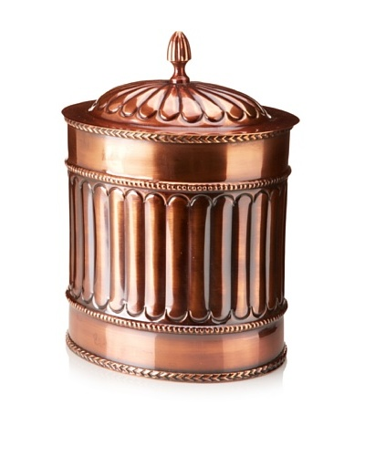 Castilian Box [Antique Copper]