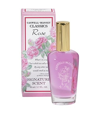 Caswell-Massey 1.7-Oz. Rose Signature Scent